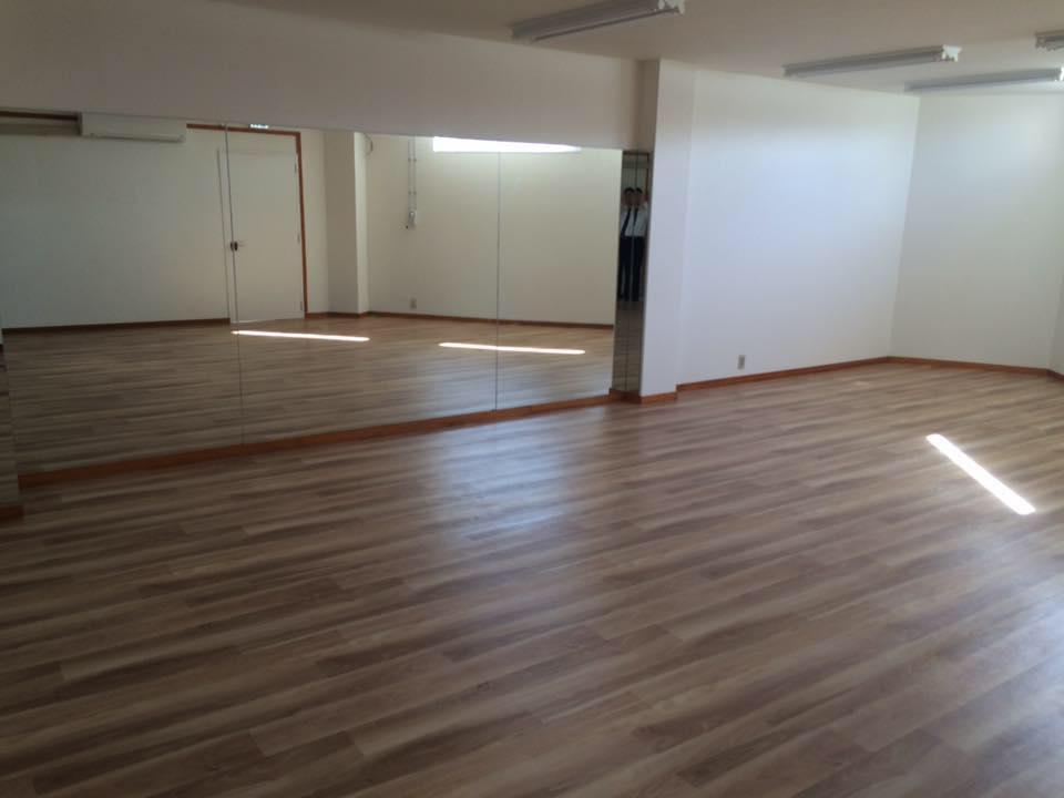 サンタのお家3階にはレンタルスタジオがあります!